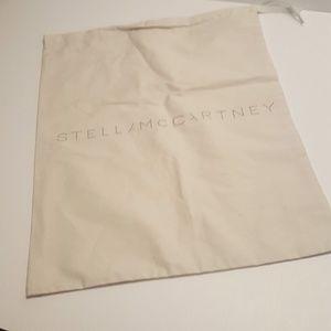 "Stella McCartney Dust Bag. Ivory , 18x14"""